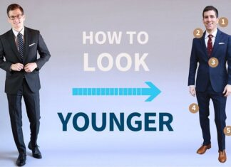 7 Ways Men Look ten years More youthful