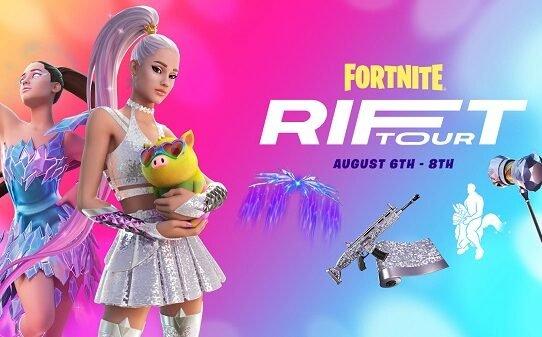 Fortnite Grande Ariana